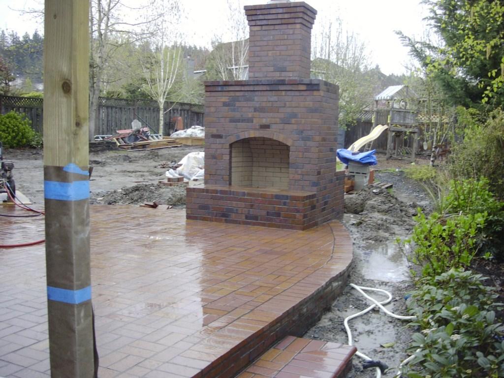 West Seattle Chimney Sweep Repair Outdoor Fireplaces